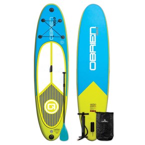 "Hilo Inflatable 10'6"" SUP Stand Up Paddle Board - Display Model"