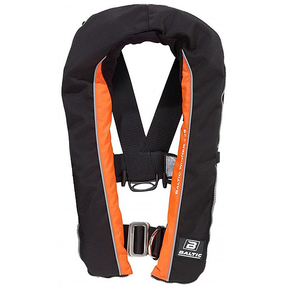 Inflatable Lifejacket Adult Manual w/Harness 165N (Comfort Series)
