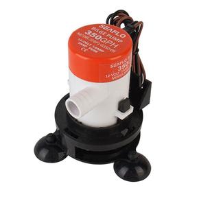 12v 350gph Portable Live Bait Aerator Pump