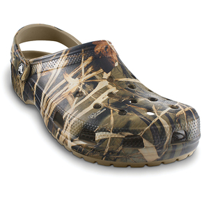 Realtree Shoe Clog ~ Khaki