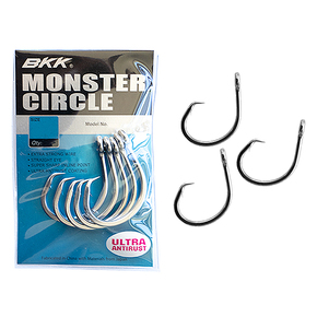 Monster Circle Hook 10/0 4-Pack