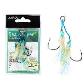 Sea Ranger Jig Assist Rig Small 2-Pack