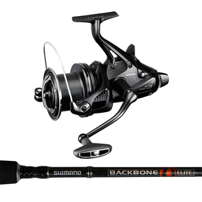 Big Baitrunner/ Backbone Elite 14'6 10-15kg Surf Combo