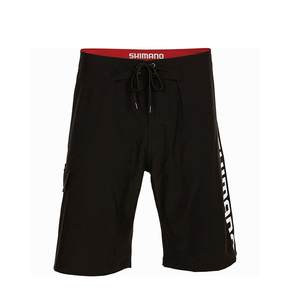 Board Short - Black/Red