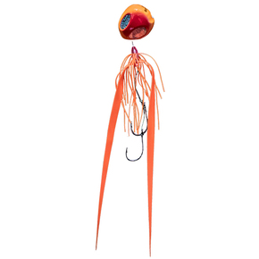 Docan Snapper ball Slow Jig - Orange Versatile