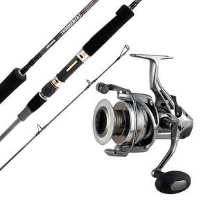 Okuma Coronado 60 & Tournament Concept 7'9 2 piece Rod