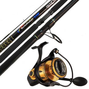 Spinfisher VI6500 Live Liner / Spinfisher SSM 7' 8-10KG Spin Combo