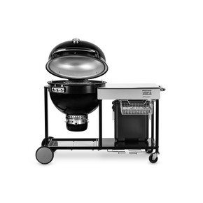 Summit 61cm Charcoal Barbecue BBQ Grilling Centre