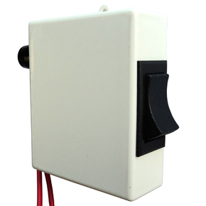 Toilet Momentary Switch & Fuse Assembly