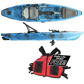 Pedal 3.5 Fishing kayak Package