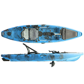 Pedal 3.5 Fishing kayak Package