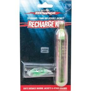 Inflatable Lifejacket Rearm Kit 150N (Manual)