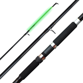 14' 3-Piece 2-5oz LED Surf Rod