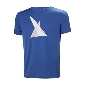 HP Shore Tee Shirt - Olympian Blue