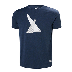 HP Shore Tee Shirt - Navy