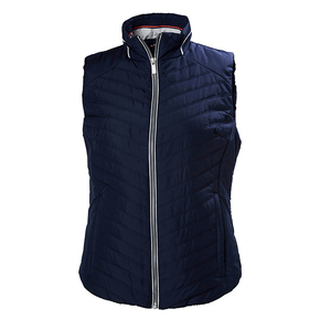 Womens Insulator Crew Vest - Navy