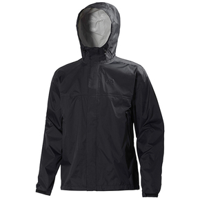 Loke Waterproof Jacket - Black