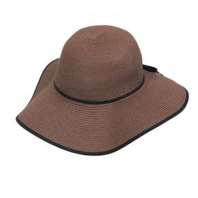 Glamour Hat Chocolate 60cm
