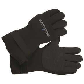 3mm Neoprene Kevlar Palm Gauntlet Gloves