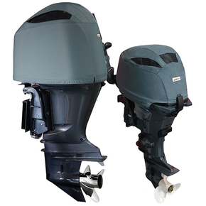 Vented Outboard Cover for Yamaha Outboard 115hp - 130hp (2014+)