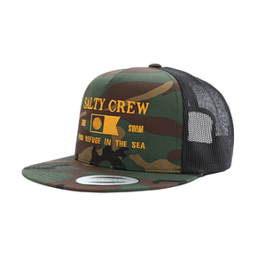 Essentials Trucker Cap - Camo - OSFA