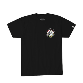 Stop Teasing Short Sleeve Tee Shirt - Black