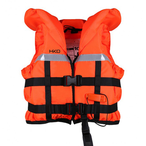 Child Hi-Viz Orange Lifejacket