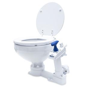 Premium Manual Toilet Compact Bowl