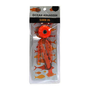 Kabura Slider Jig Orange