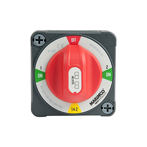771-S-Ez Small Surface Mount Battery Switch (4-Position)