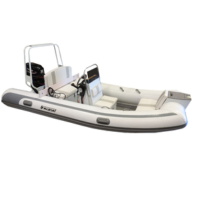 Inflatable Boat SuperSport 380 RIB Hypalon w/T30AFWL Parsun