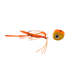 Kabura Slider Jig 140g Orange Gold