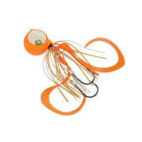 Tiger BakuBaku Lure - Orange / Silver