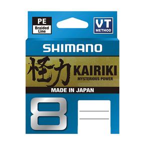 Kairiki 8 Braid Multicolour 30LB x 300M