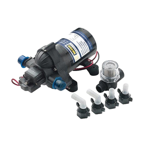 Premium 12v 5- Chamber Freshwater Pressure Pump  8LPM 35psi