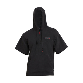 kids Rogue Hooded Fleece T-shirt - Black