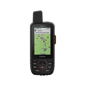 GPSMAP 66i GPS Handheld and Satellite Communicator