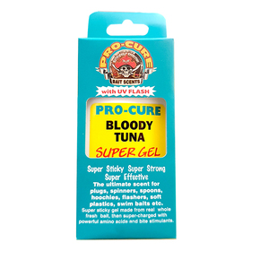 Bloody Tuna Bait Scent Oil