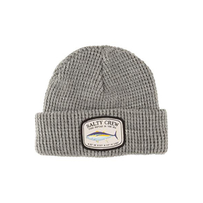Pacific Beanie Light Grey - OSFA