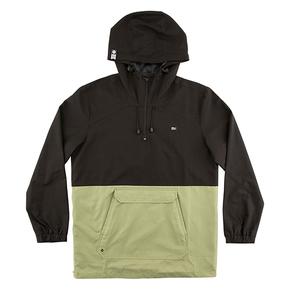 Deckhand Hooded Jacket - Black