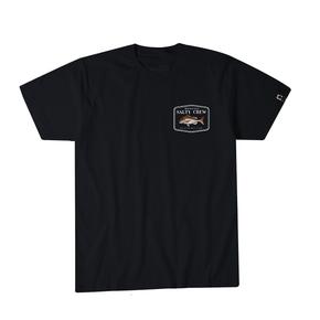 Snapper Mount Short Sleeve T-shirt - Black