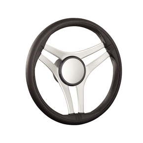 "Molinara 14"" 3 spoke steering wheel"