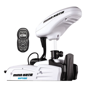 "RipTide PowerDrive ELECTRIC OUTBOARD 55LB 54"" (12V) BOW MOUNT"