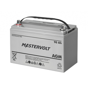 Deep Cycle AGM Battery 12 Volts 90 Amp Hours