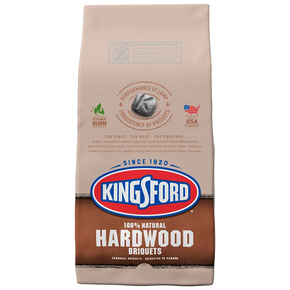 100% Natural hardwood Charcoal Briquets - 5.44kg