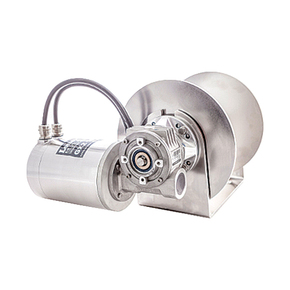 GX-2 ANCHOR Drum Winch With 90 mtr Rope/Chain Bundle Pack
