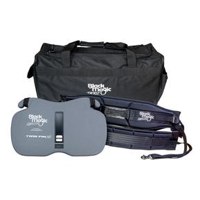 Equalizer Twin Pin Pro Gimbal Belt /Harness/Bag Kit- Std Size (440mm)