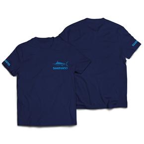 Marlin Short Sleeve T-Shirt - Navy