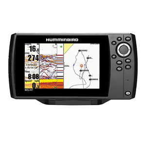 "HELIX 7 CHIRP SONAR GPS G2N COMBO 7"" (NO CHART)"