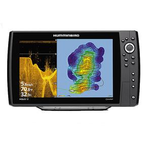 """HELIX 12 CHIRP MEGA DI GPS G2N COMBO 12"""" (NO CHART)"""